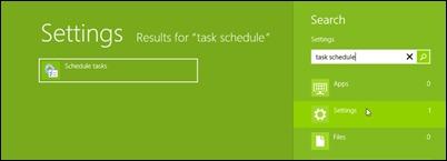 Atidaryti Task Scheduler