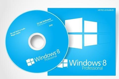 installateur Windows 8 lecteur cd