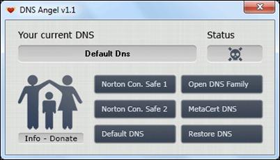 DNS-ملاك للتقصير