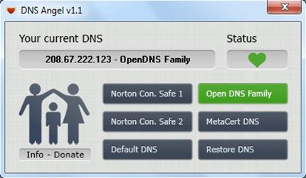 Coffre-DNS