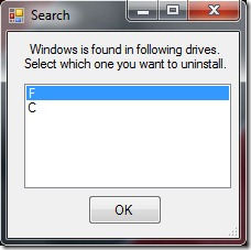 Select-windows-to-uninstall