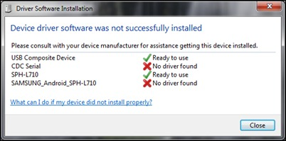 DriverInstallation