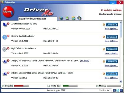 Drivemax-updates