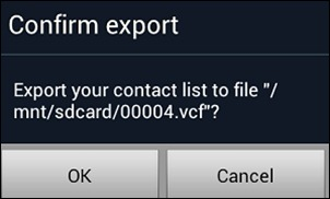 export-contatti-to-VCF-file-su-android-phone