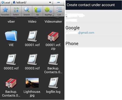 import-vcf-file-to-gmail-account-es-file-explorer
