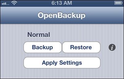 openbackup