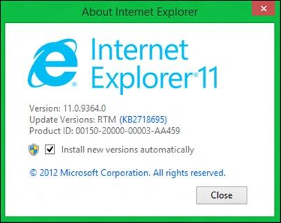 インターネット-Explorer-11