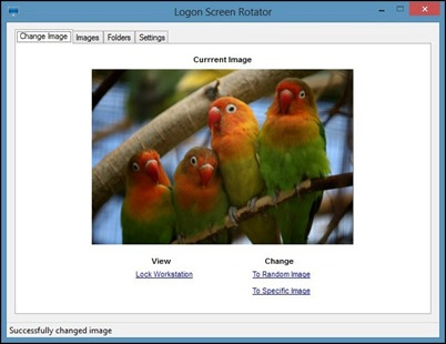 Logon Screen Rotator-pour-Windows-8