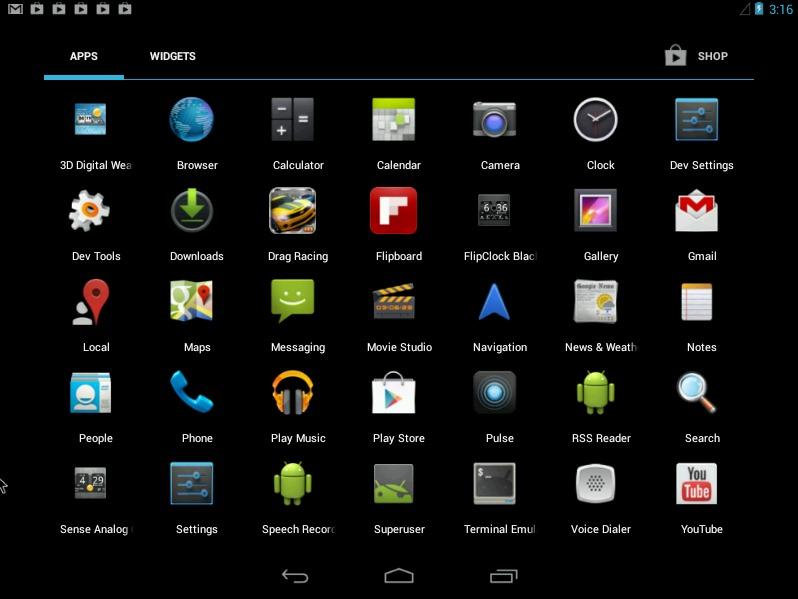 Android-приложения-x86