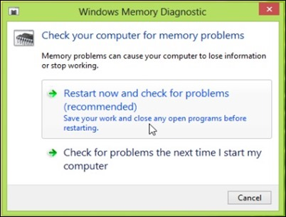 memory-diagnostic-tool