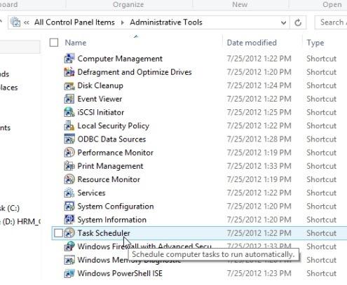 open-task-scheduler