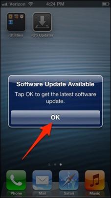 iOS frissítések