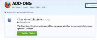 kullanıcı arayüzü switcher