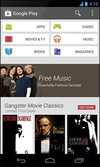 Play-Strona główna Google