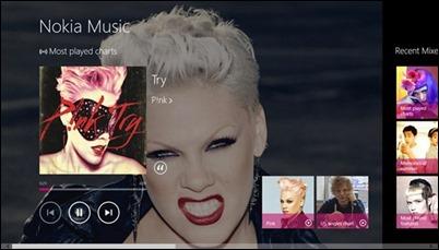 诺基亚音乐应用程序