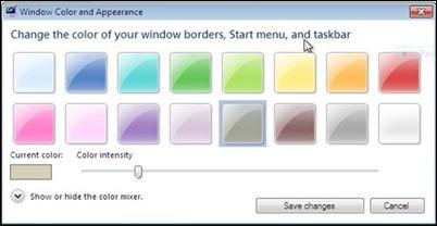 personalization-panel