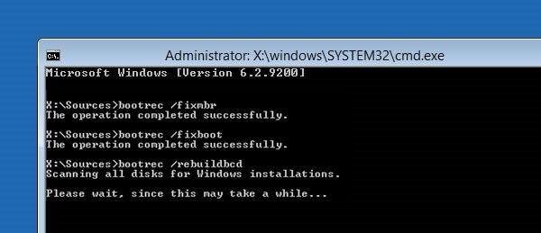 reparar windows 10 con cmd