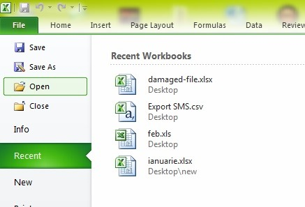 How To Repair Corrupted Word Excel Or Power Point Stealth