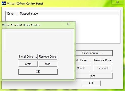 VCD-valdymo įrankis