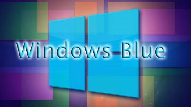 windows-Modrá