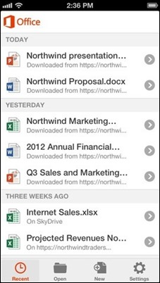 Microsoft-Office-para-iPhone