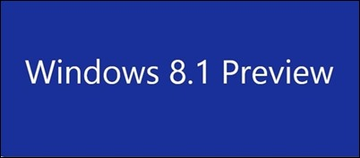 Windows 8.1-Preview