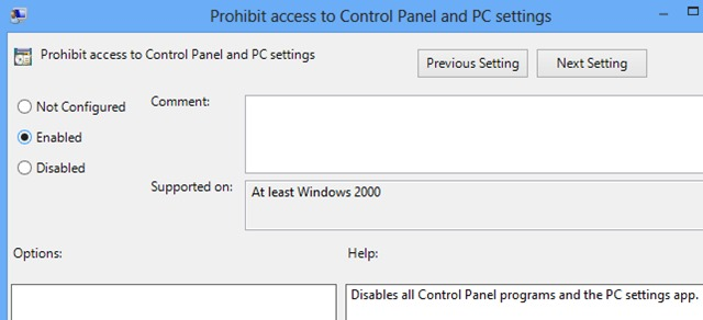disable-control-panel