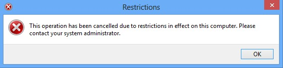 error-message-disabled-cpanel