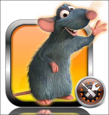 사철 갈 참나무 - 쥐