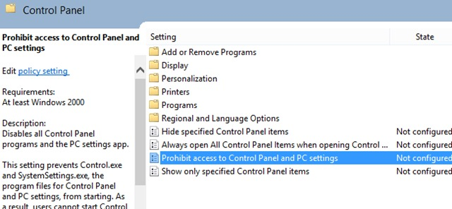 prohibit-access-to-cpanel