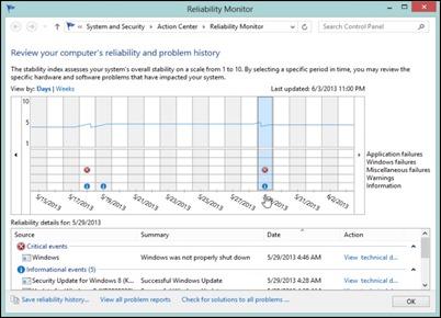windows-надеждност-монитор