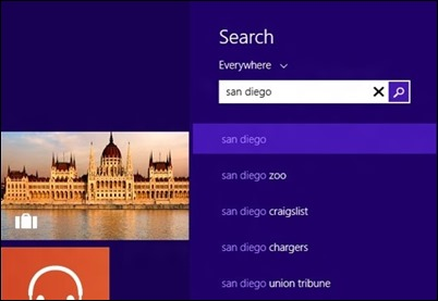 Windows 8.1-Search
