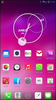 iOS7-тема