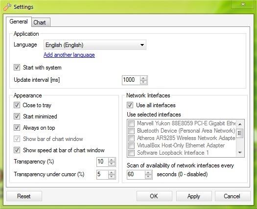 nettraffic-settings