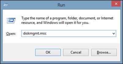 açık disk yönetimi