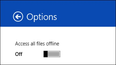 skydrive-options