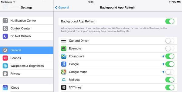 background-app-de atualização