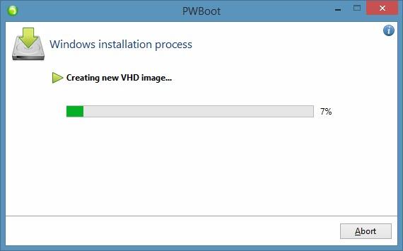 Pwboot windows xp скачать