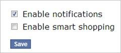 fb-enable meldingen
