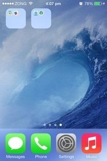 iOS-7-Nameless-Folder
