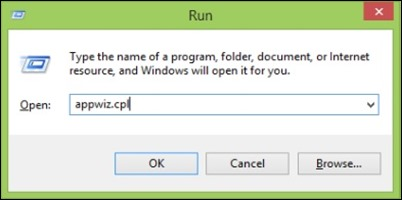 geopende programma functies