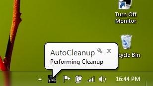 أداء تنظيف-