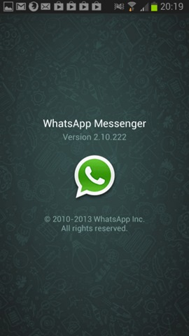 WhatsApp-version