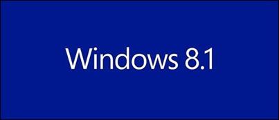 fenêtres 8.1
