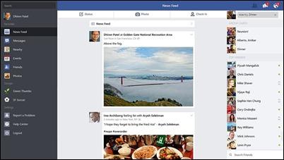 facebook-приложения