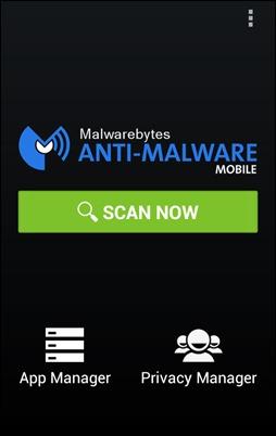 Malwarebyte  - 機器人