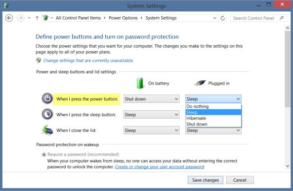 Computer-Power-Button