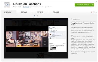 Dislike-On-Facebook