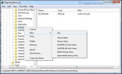 create-registry-key