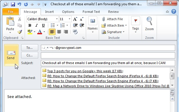 how to delete multiple emails windows live